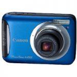 Canon PowerShot A495 10.0 MP Digital Camera (BLUE & RED) – $69