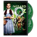 The Wizard of Oz (Two-Disc 70th Anniversary) DVD – $5.49!