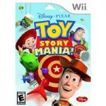 Toy Story Mania for Wii – $9.99 (50% off)