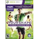 Kinect Your Shape Fitness Evolved 2012