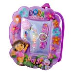 Dora the Explorer Backpack Bracelets Watch Set – $8.46