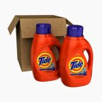 Amazon Deal: Tide Laundry Detergent HE, 50 Ounce (Pack of 2) – $8.37