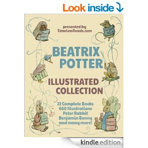 free beatrix potter 22 book collection
