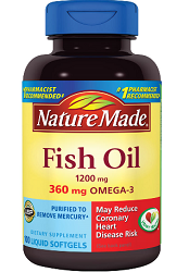 Nature made fish oil at target get back 5 target for Does fish oil make you poop