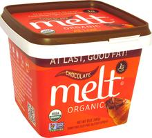 free chocolate melt organic spread