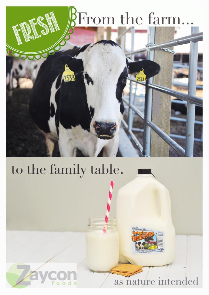 zaycon milk review