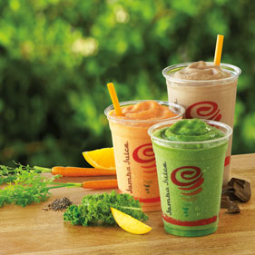 Jamba Juice Printable Coupon for Smoothie or Juice