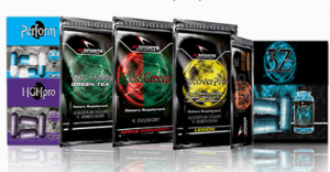 ai sports nutrition sample pack