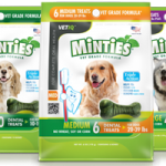 FREE Minties Dental Dog Treats!