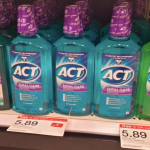 ACT Mouthwash As Low As $.22 each!