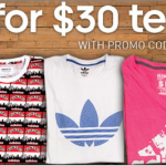 adidas Sale: 2 Graphic & Ultimate Tees for $30!
