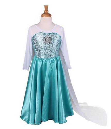 Frozen Inspired Elsa Costume