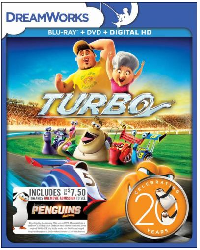 turbo blu ray