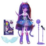 My Little Pony Equestria Girls Singing Twilight Sparkle Doll – $10.19