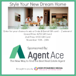 Agent Ace Crate & Barrel Giveaway (2 Winners!)