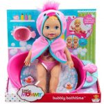 Amazon: Little Mommy Bubbly Bathtime Doll is $7.83