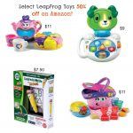 Amazon Cyber Monday – Get 50% off LeapFrog toys