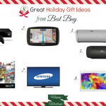 8 Great Holiday Gift Ideas From Best Buy