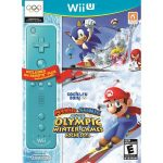 Mario & Sonic at the Olympic Games 2014 Wii U w/Blue Wii Remote Plus – Now $29.99