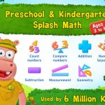 1st Grade Splash Math Kids Educational App #FreeMathApp