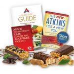 FREE Atkins Diet (Low Carb) Starter Kit