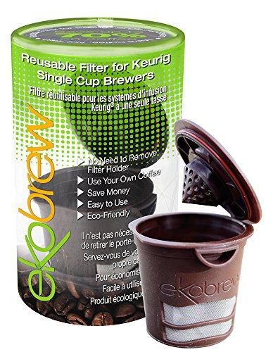 Ekobrew Refillable Cup for Keurig K-cup