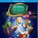 Alice In Wonderland (Two-Disc 60th Anniversary Blu-ray/DVD Combo) Only $9.96 on Amazon!