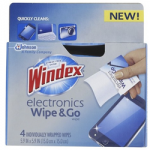 FREE Windex Electronics Wipe & Go Wipes at Target
