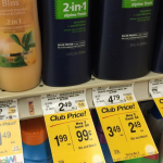 2 FREE 2 in 1 Men's Suave Shampoo + Conditioner at Safeway!