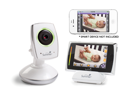 Summer Baby Touch WiFi Video Monitor