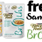 Try a Free Sample of Fancy Feast Broths