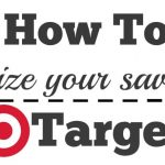 How to Maximize Your Savings at Target
