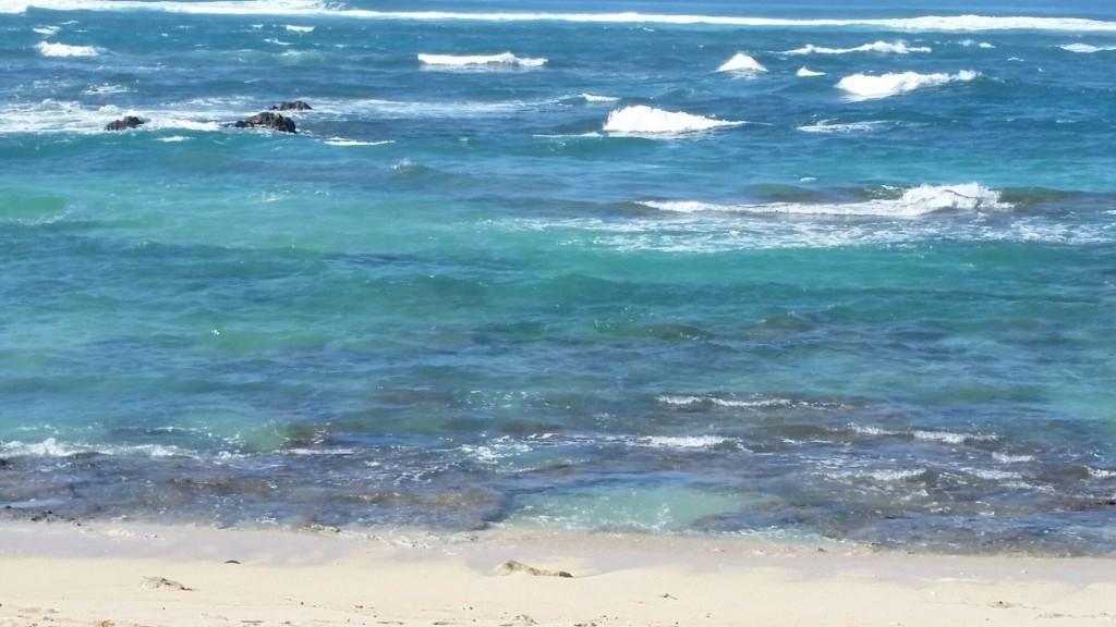 North Shore Hawaii waters