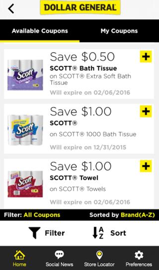 dg scott coupons