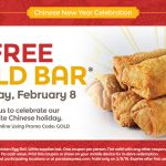 Free Chicken Eggroll from Panda Express TODAY ONLY!
