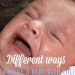 Different Ways to Soothe a Baby With Colic