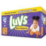 Save on LUVS Diapers in Next Weeks Newspaper!