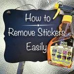 How to Remove Stickers Easily