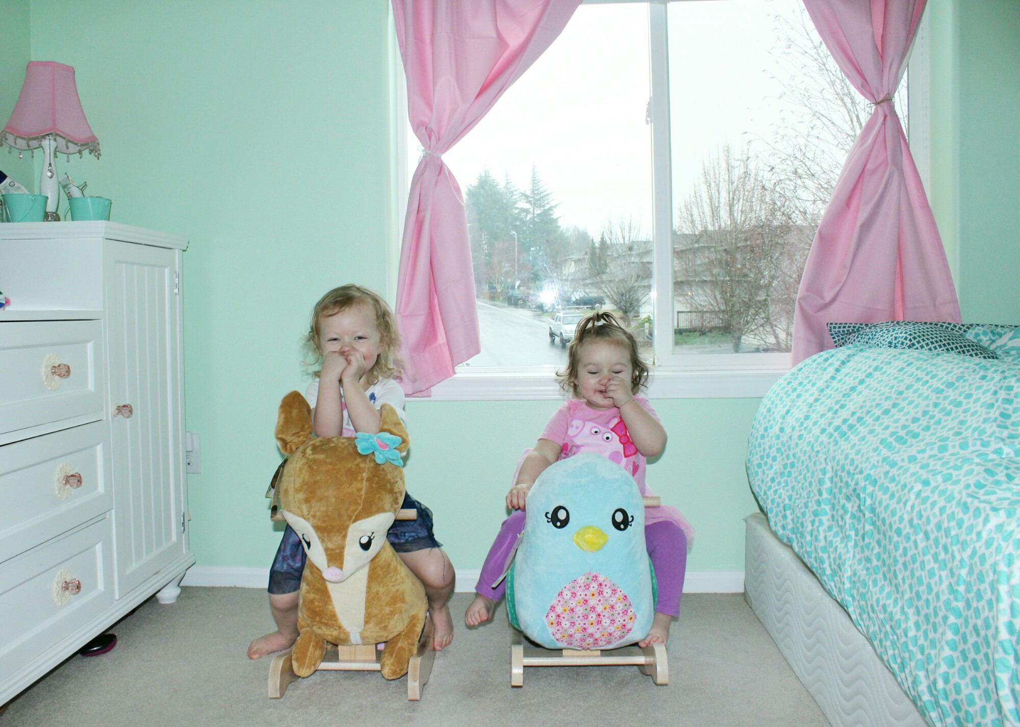 Rockabye Plush Rockers: A Great 1st Birthday Gift