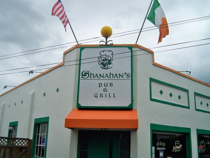 Local Eats: Shanahan's Irish Bar in Downtown Vancouver, WA