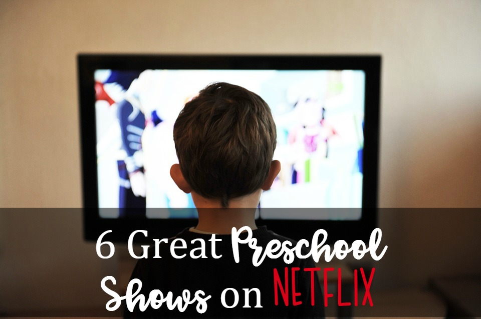 6 Great Preschool Shows on Netflix