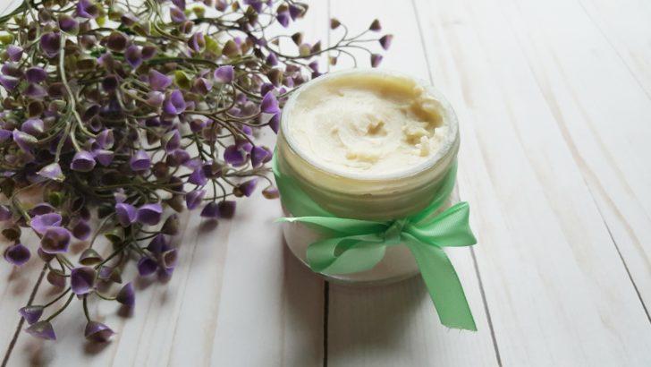 DIY All Natural Body Butter Salve for Dry Winter Skin