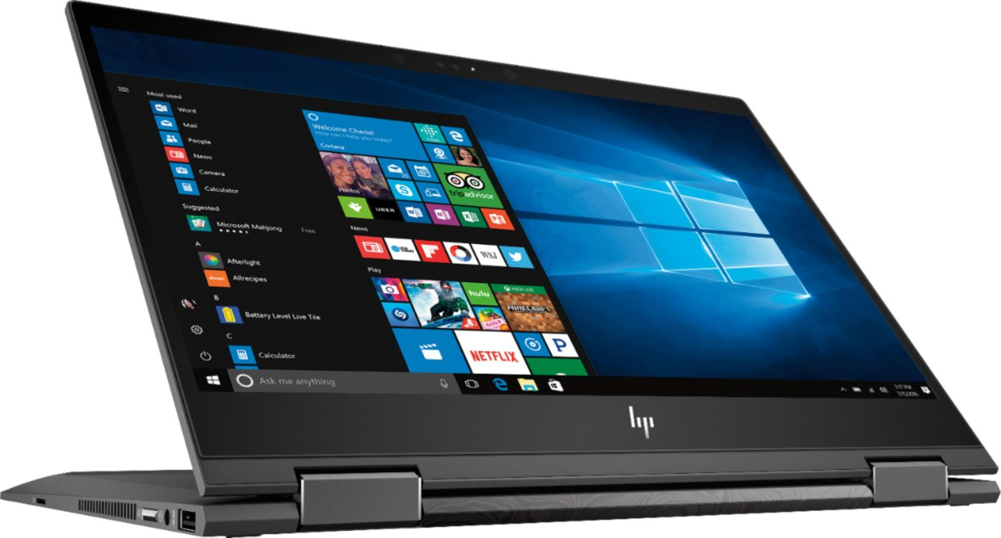Save 100$ on the all-new HP Envy x360 Laptop
