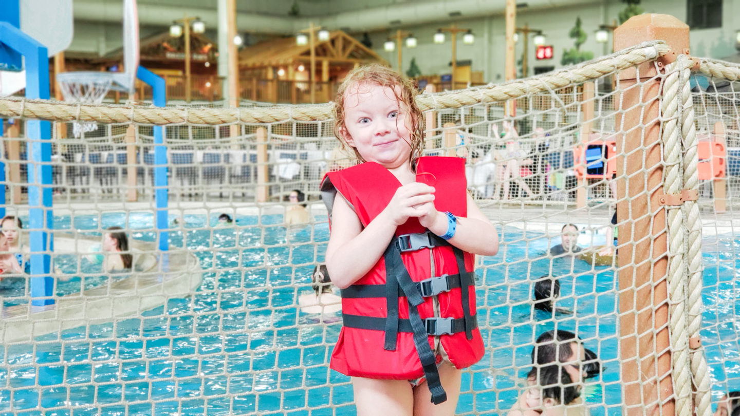 Great Wolf Lodge With Kids Under 4