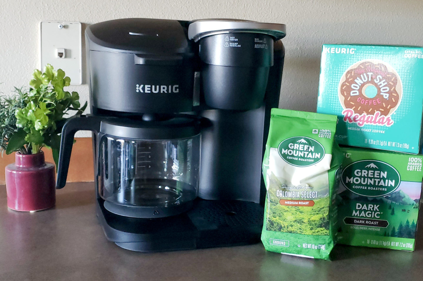 Coffee Is My Weakness and So is the New Keurig K-Duo Essentials Coffee Maker
