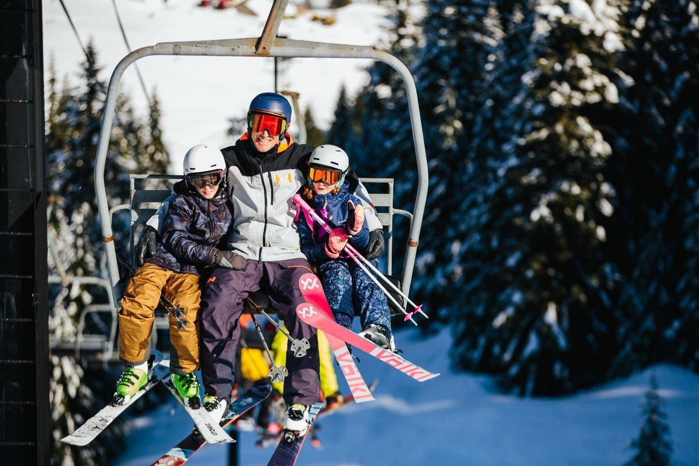 Oregon's Most Family-Friendly Ski Resorts