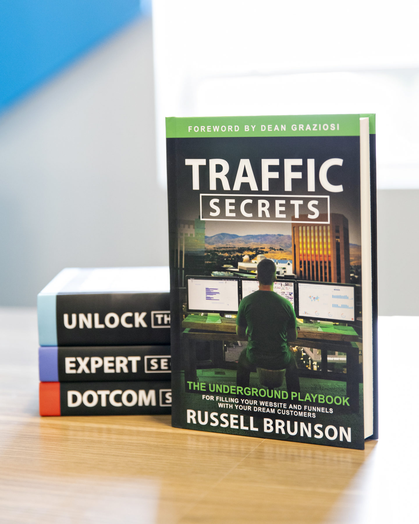 What I Learned from Traffic Secrets