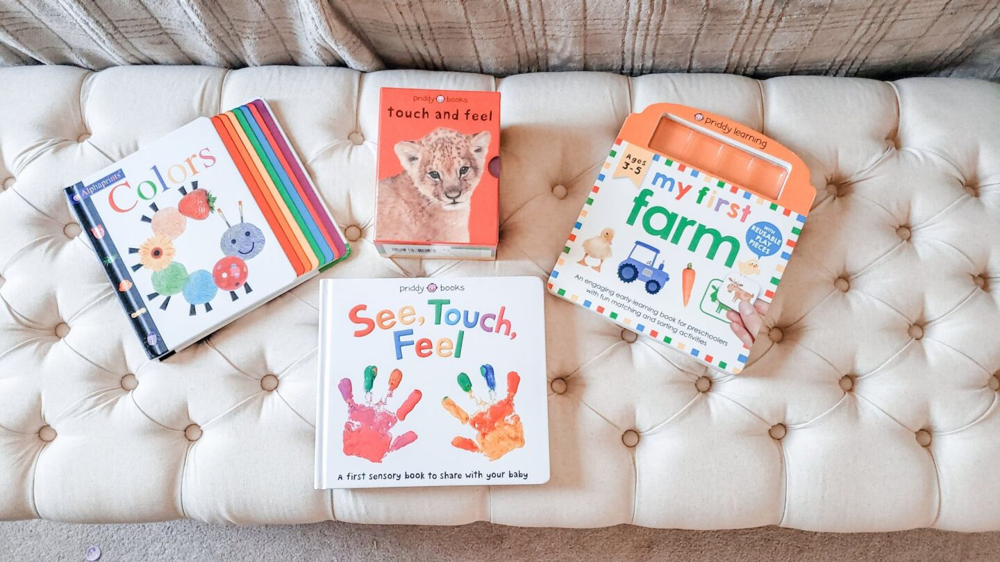 Early Learning With Priddy Books