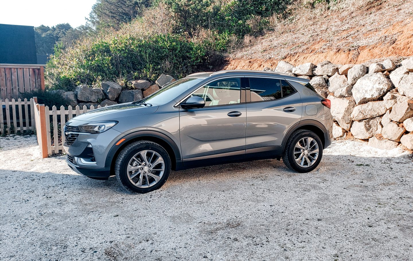 Celebrating our 8th Anniversary at Olivia Beach with Buick Encore GX Essense